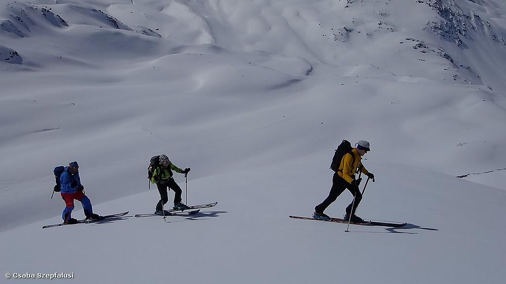 Skitouren-Tage <BR>im Sellrain