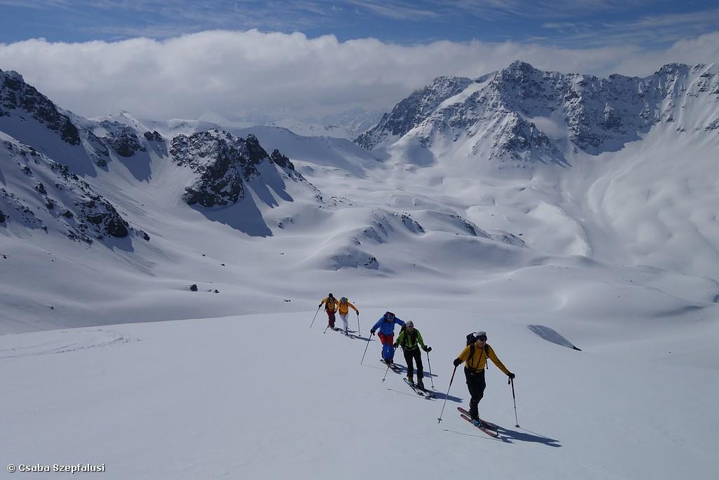 Restplätze Bergsteigerschule