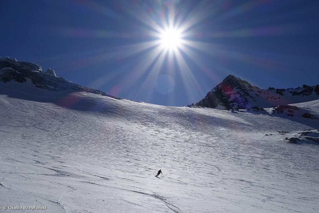 Skitechnik + <BR>Offpiste-Fun