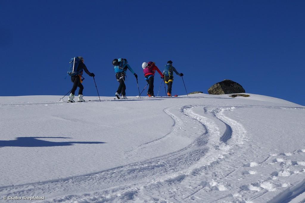 Skihochtourenwoche Hoch Tirol