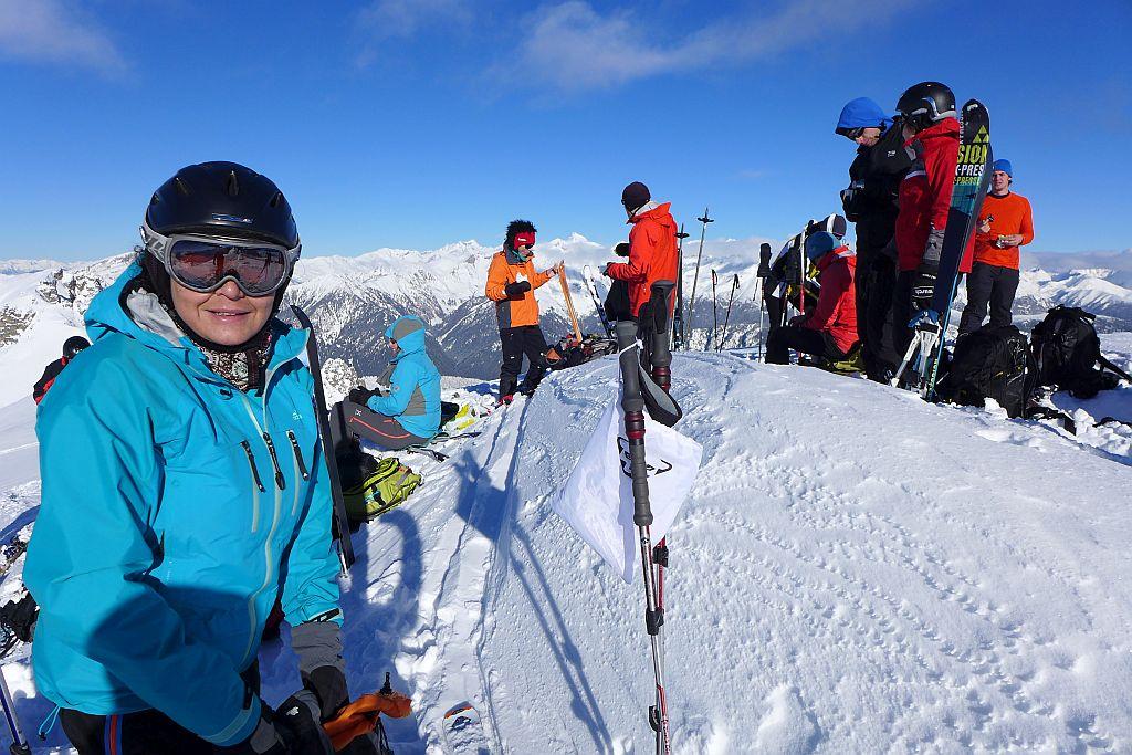 Skitouren-Wochenenden im Jänner: