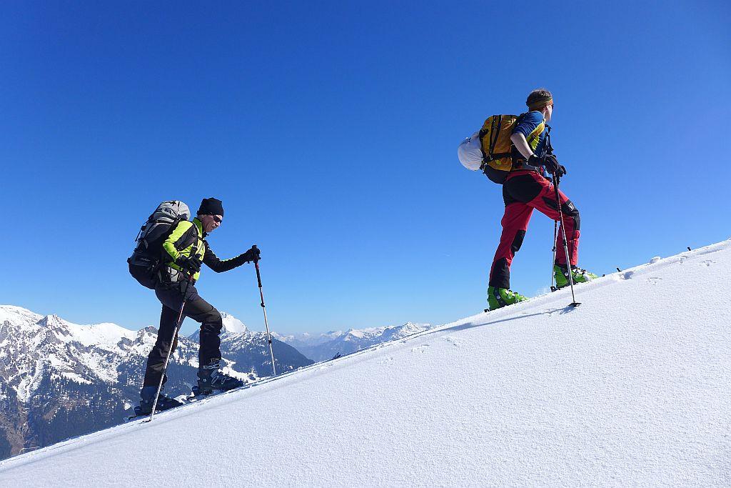 Skitouren-Wochen im Februar: