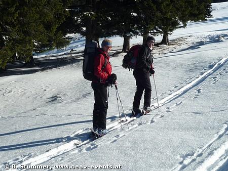 Skitouren-Fit - Mittwoch-Termine am Stuhleck: