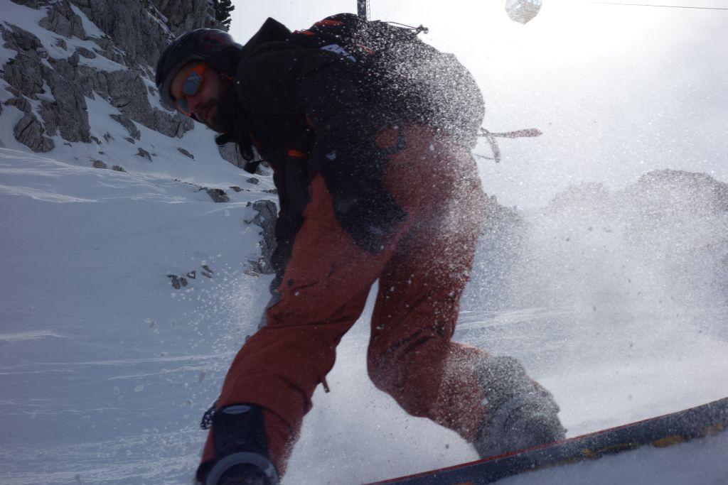 Ski & Board Kursprogramm Varianten/Geländefahren