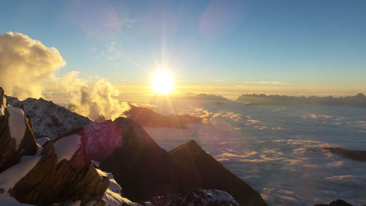 Leben für die Berge