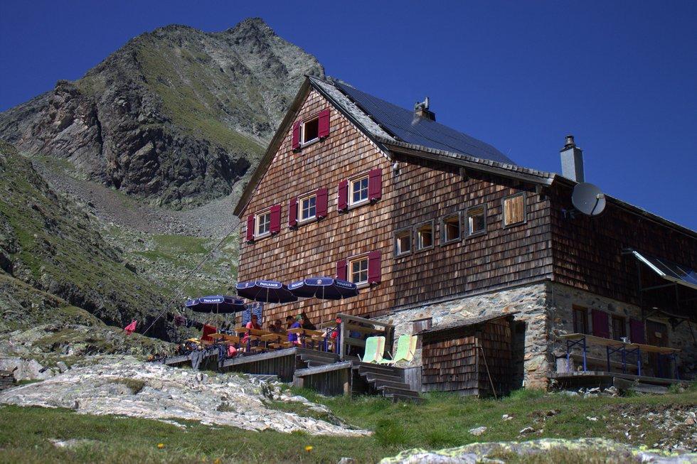 Projekt Adolf-Noßberger-Hütte