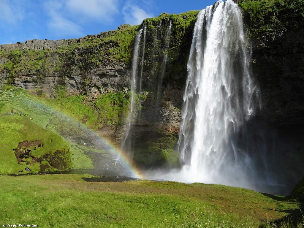 Vortrag: ISLAND, GRÖNLAND