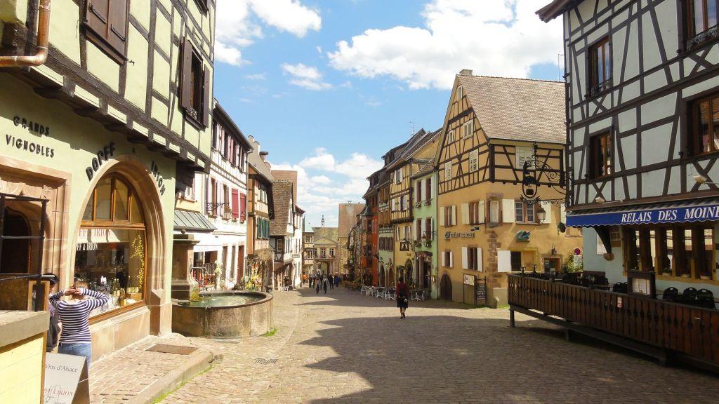 Weinreise ins Elsass