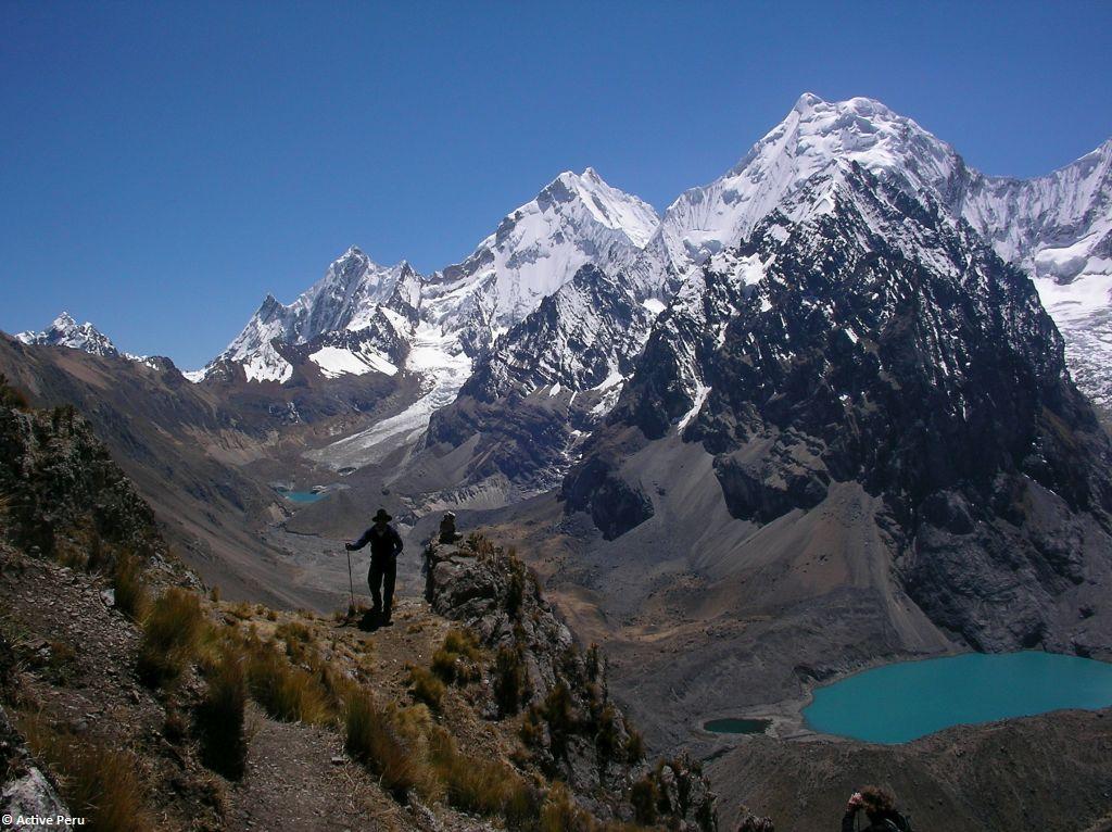 Der Trekkingklassiker: Huayhuashrunde
