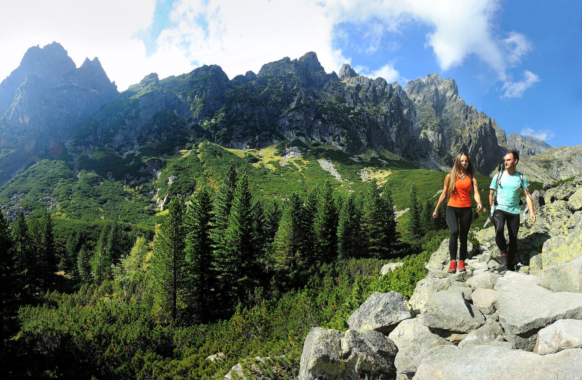 Bergwoche in der Hohen Tatra