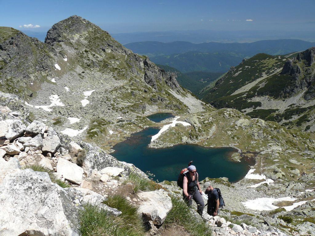 Berg- und Wanderreise in Bulgarien