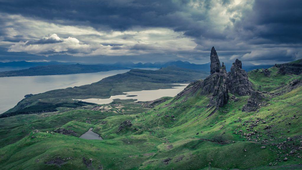 Wandern im Westen Schottlands
