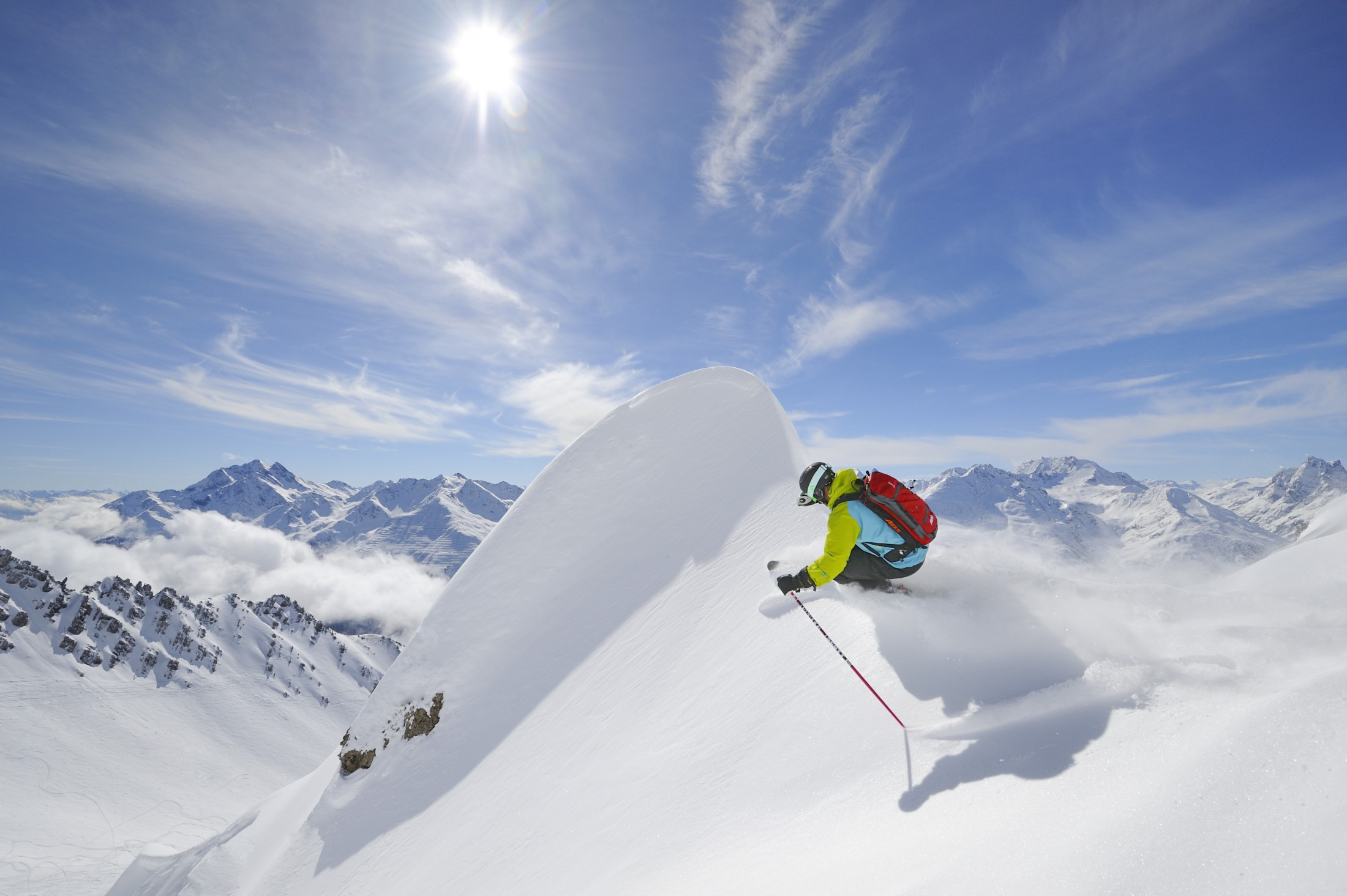 Powder & Freeridecamp am Arlberg