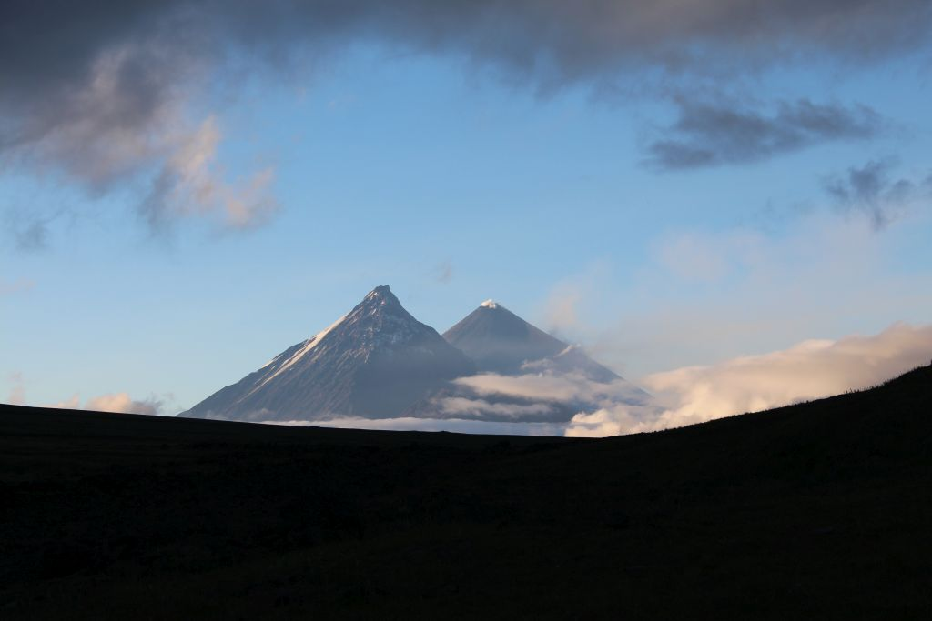 Naturparadies Kamtschatka - Bären, aktive Vulkane, heiße Quellen