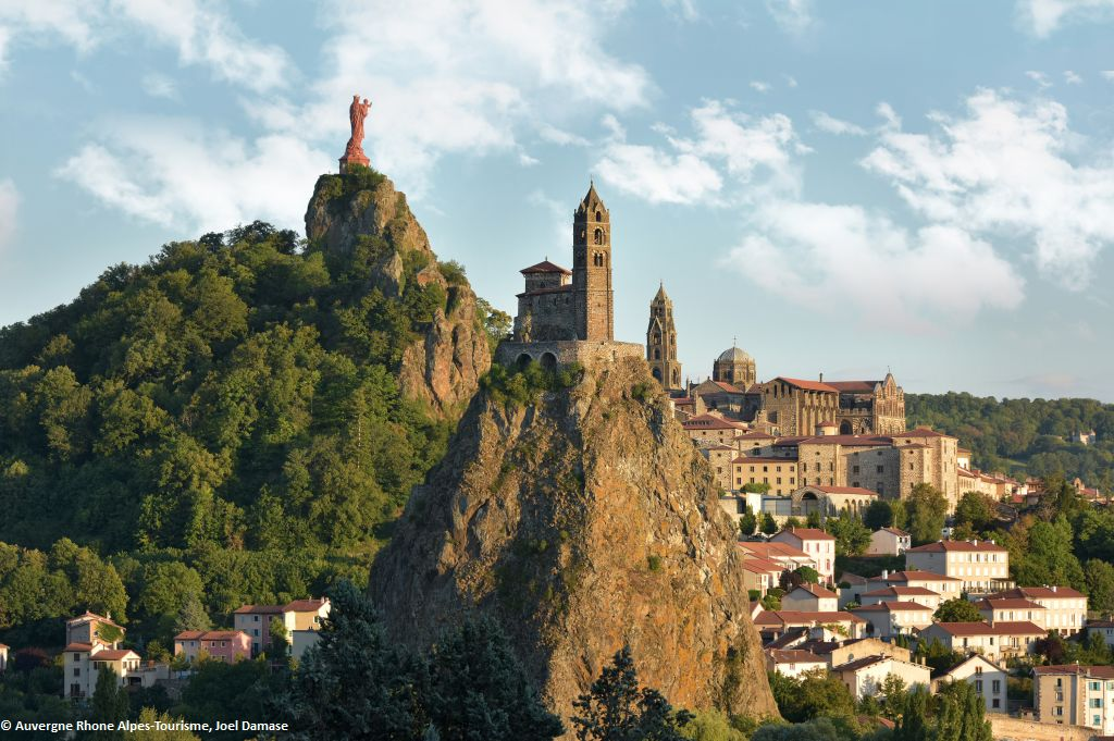 """Natur & Kultur in der Auvergne"""