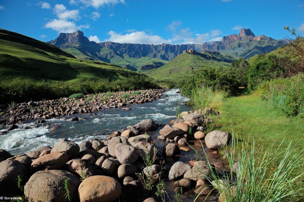 Drakensberge und Dolphin-Trail