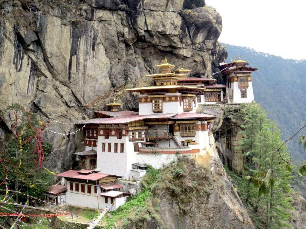 Reise des Monats: Bhutan