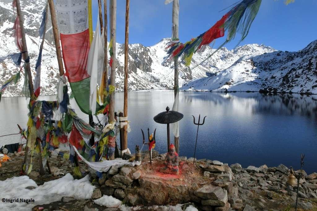Trekkingtouren <BR>in Nepal