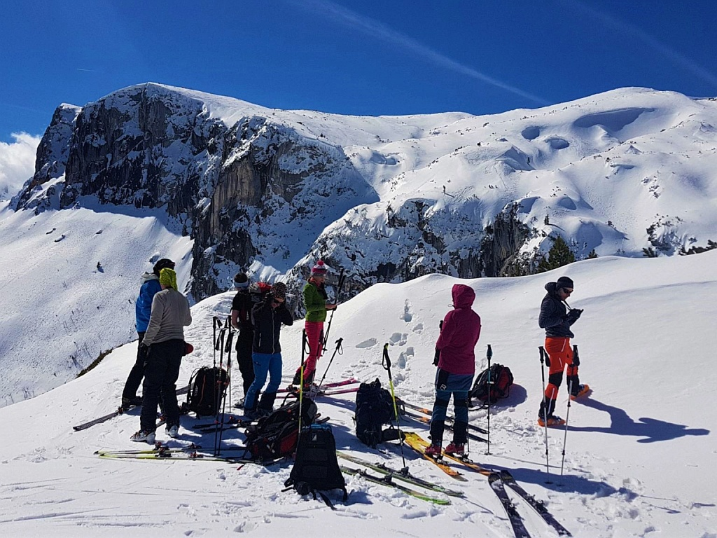 Skitourenwoche aktiv in Montenegro