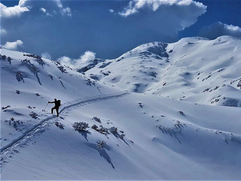 Winterwunderland Österreich aktiv