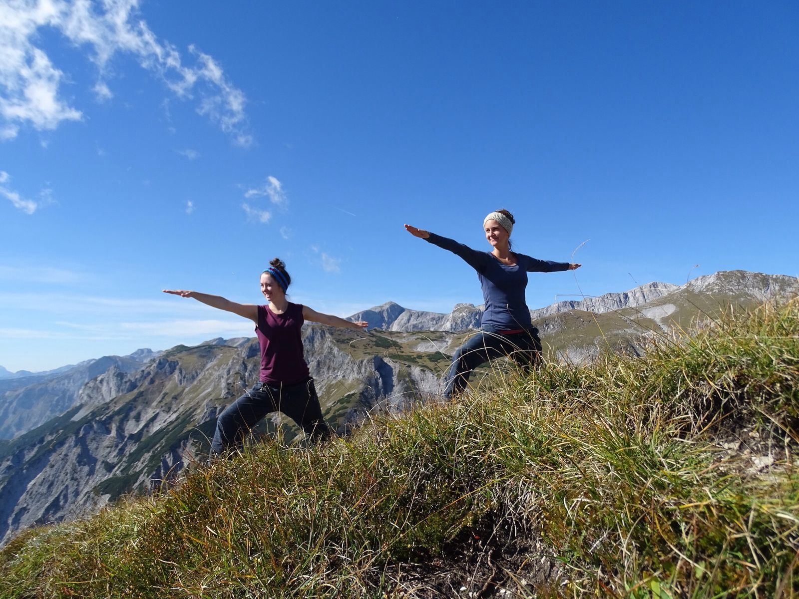 Yoga-Wandern-Retreat
