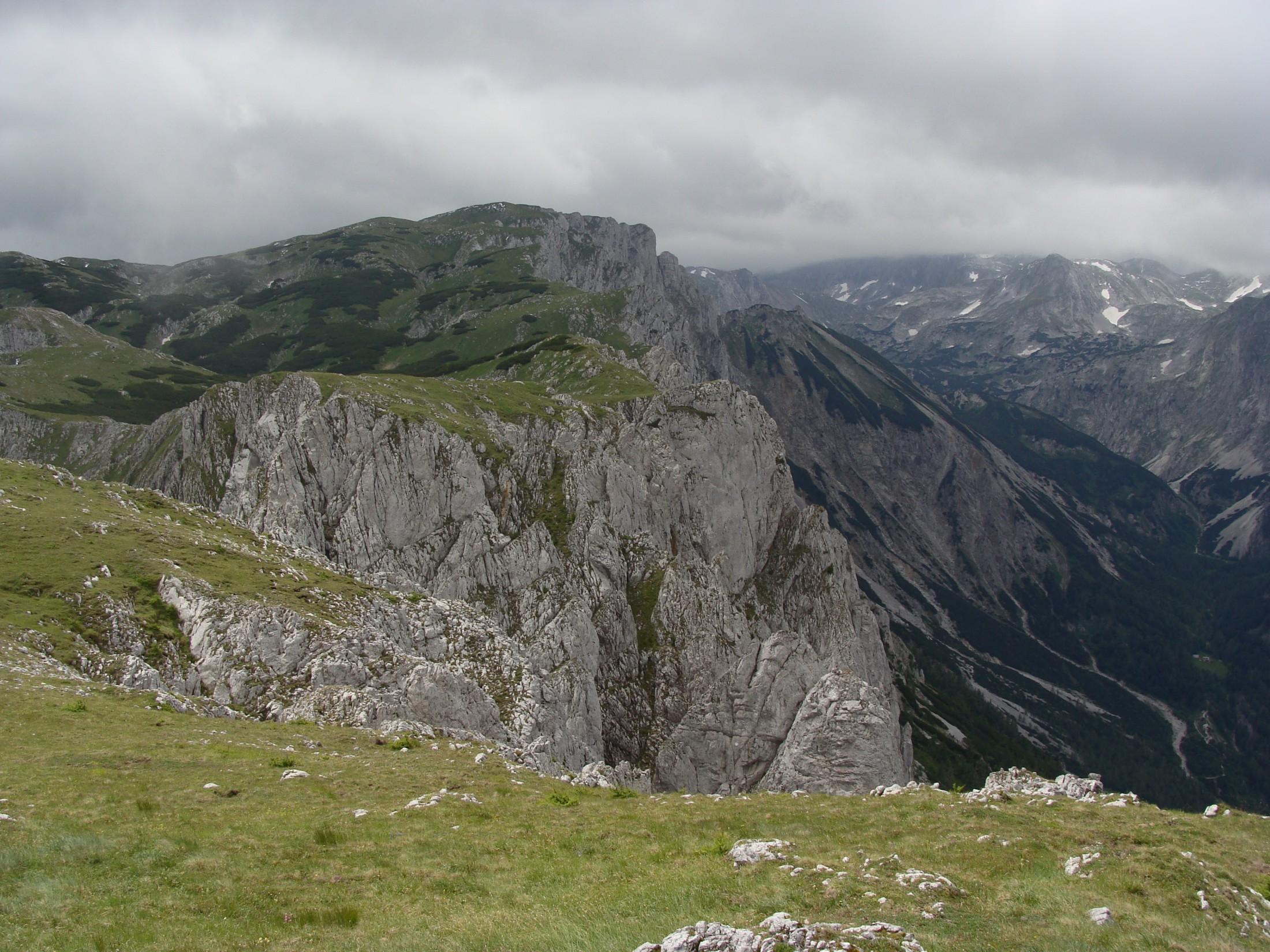 Alpinwochenende Hochschwab Ost