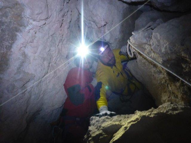 Höhlentrekking für Fortgeschrittene