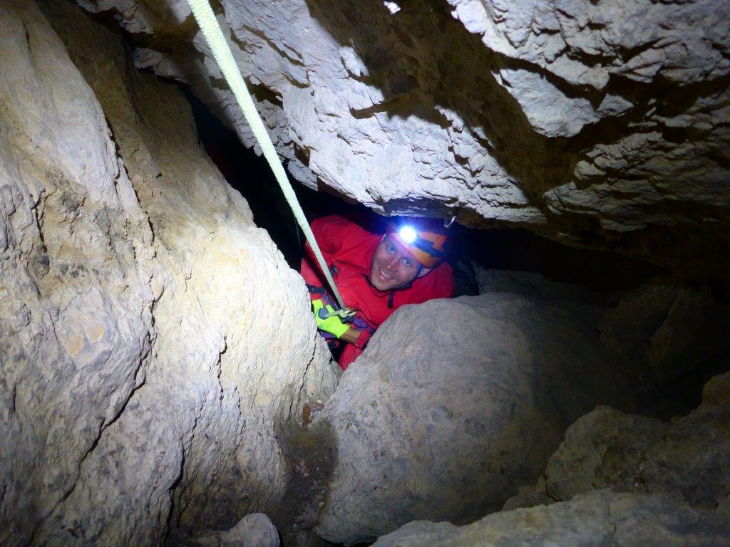 Höhlen-Schnuppern