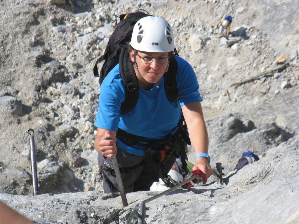 DER Klettersteigklassiker auf der Rax