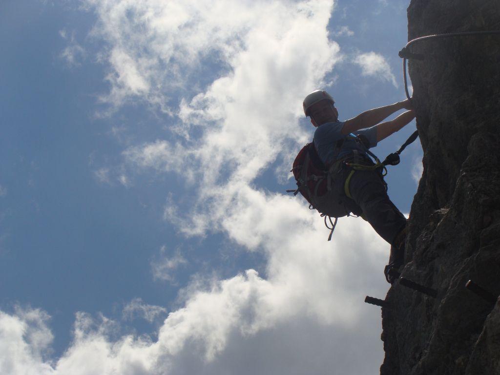 Klettersteige nah und fern