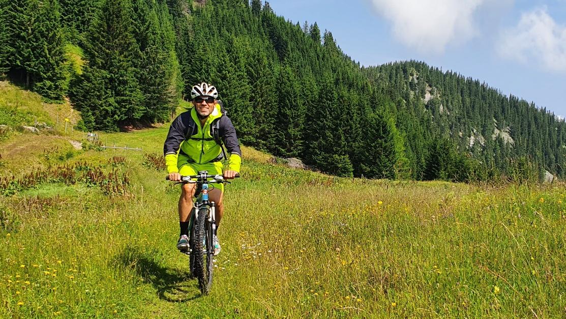 Mountainbiken Wiener Hausberge