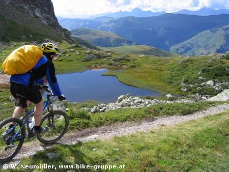 Ehrenamtliche MountainbikeführerInnen gesucht
