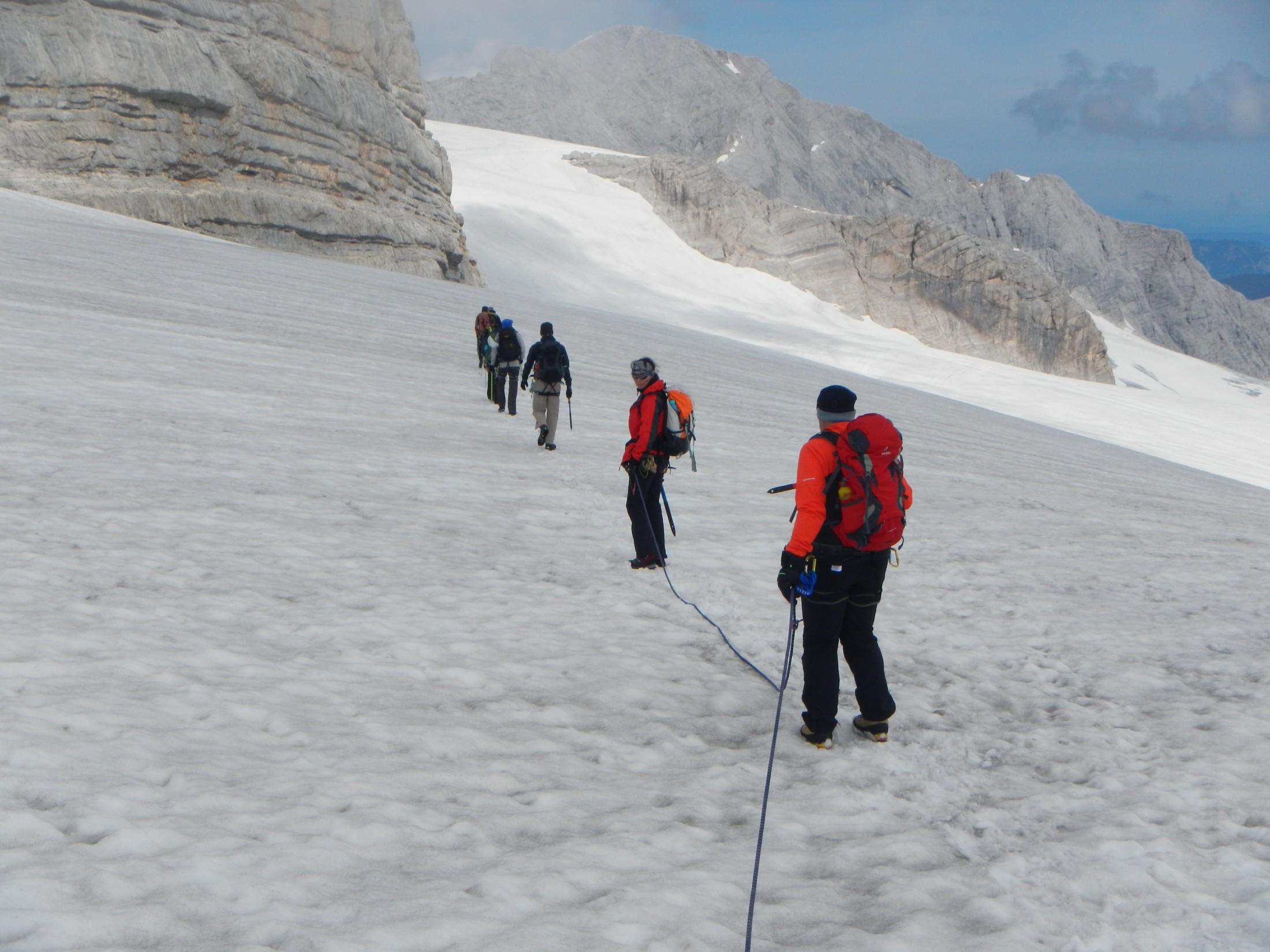 Gletscher-Grundkurs Dachstein