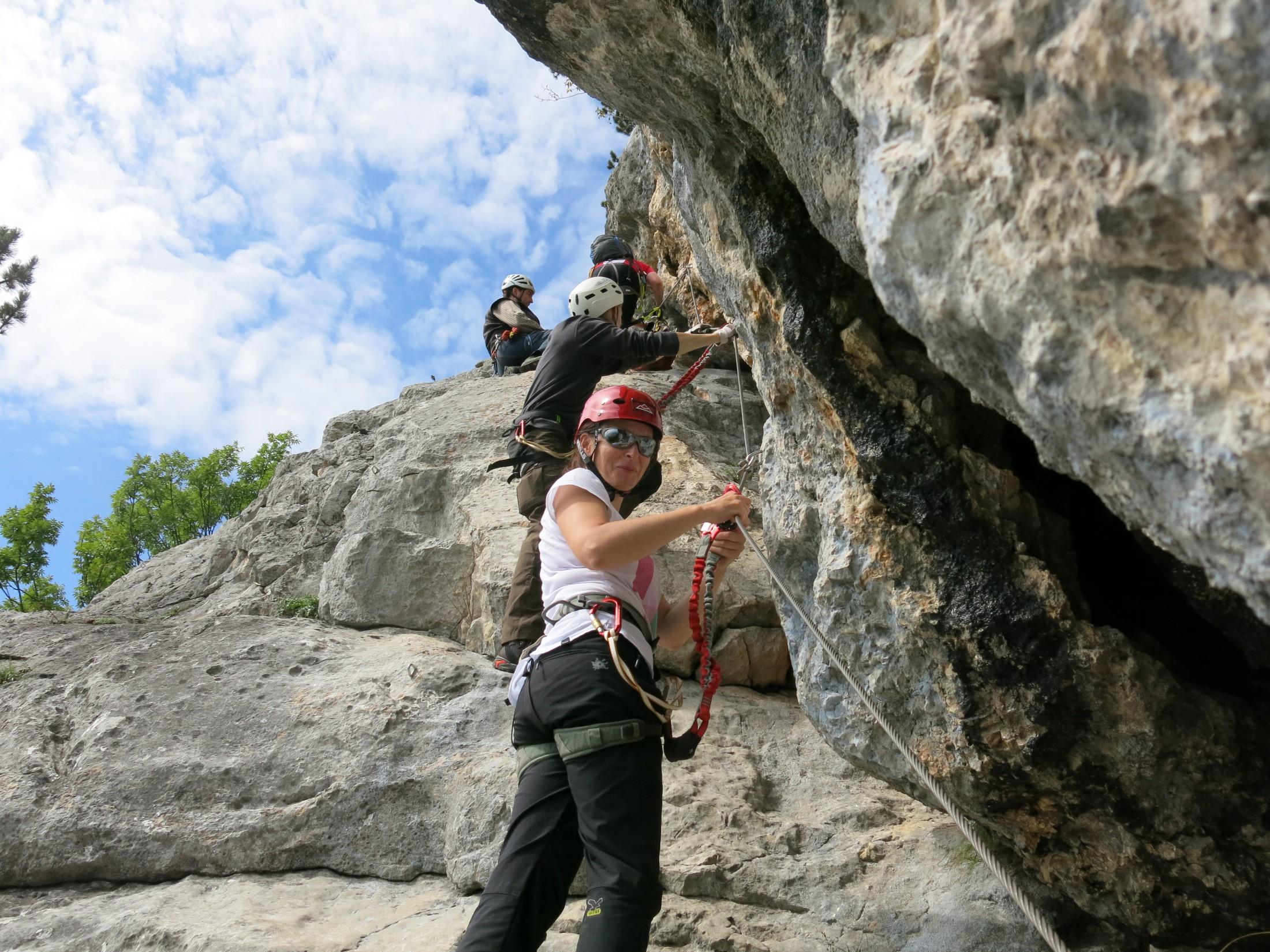 Klettersteig-Grundkurse