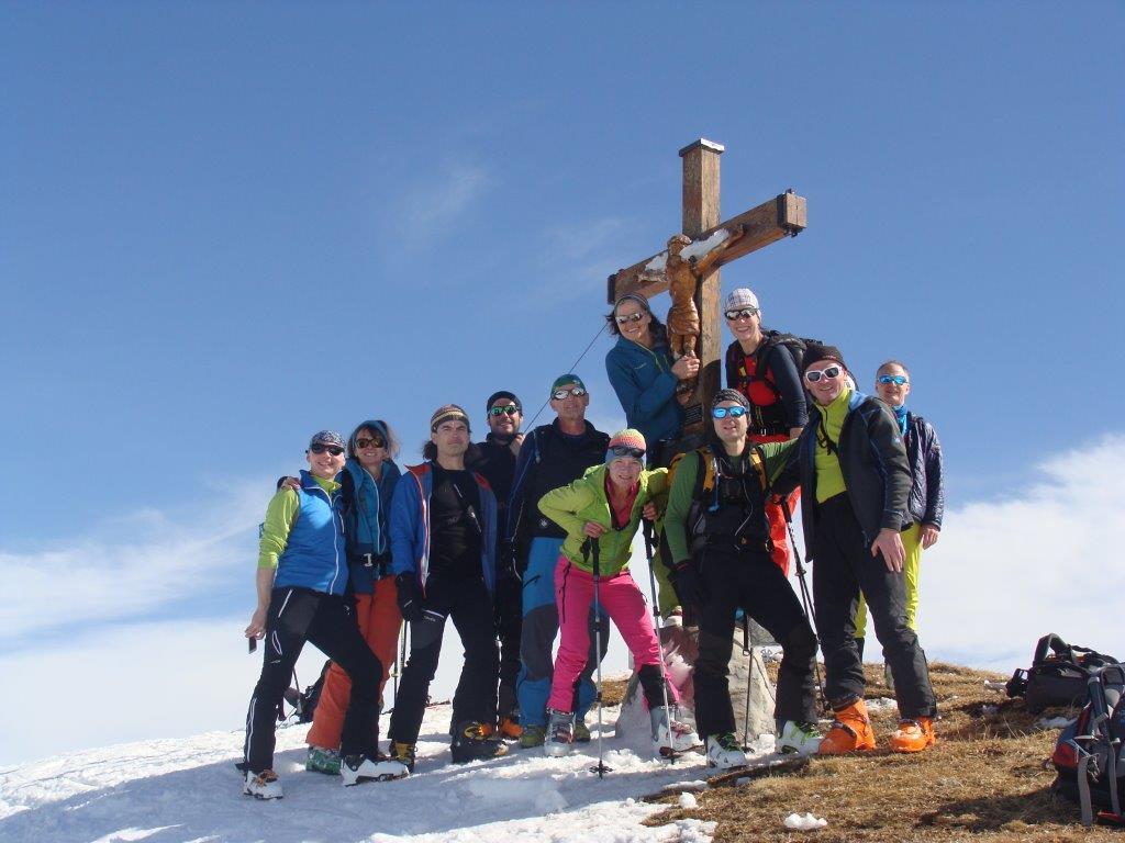 Gebirgsvereins-Skitourenkurs plus+ 2017