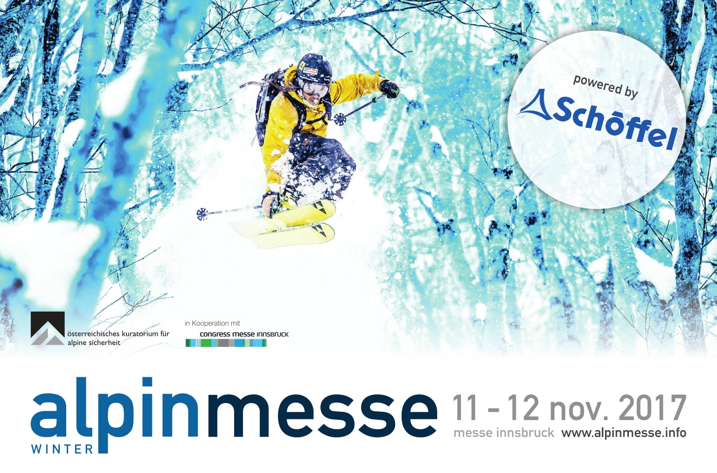 alpinmesse 2017, 11 - 12 November