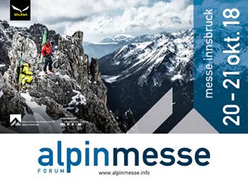 Forum Alpinmesse Innsbruck, 20.-21. Oktober
