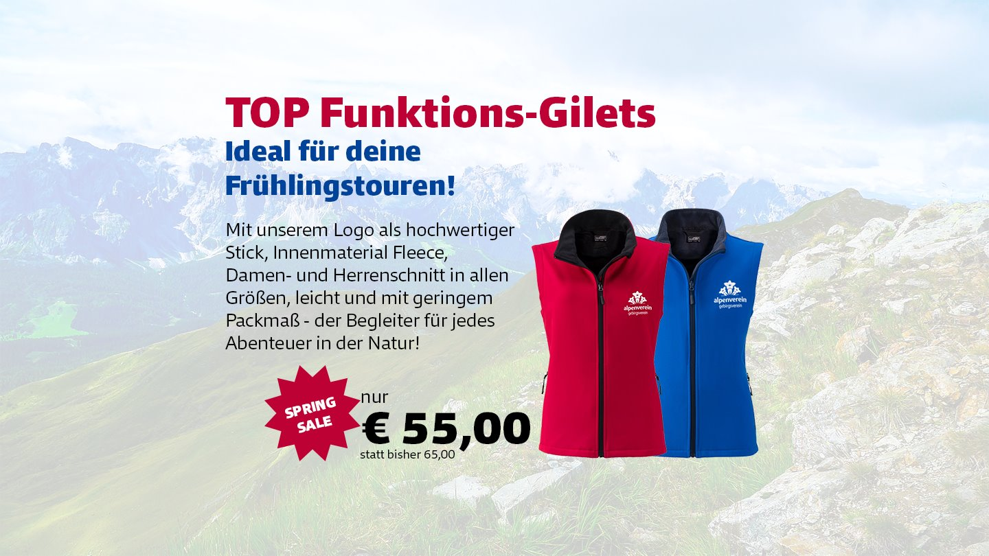 TOP Funktions-Gilets