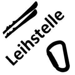 Gebirgsverein-Leihstelle offen