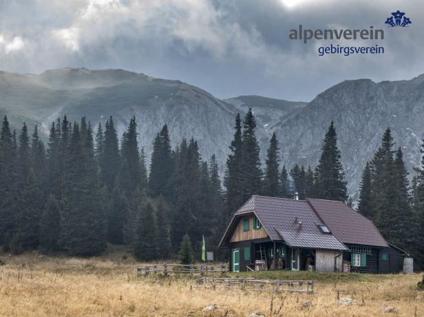 Umweltgütesiegel für die Gloggnitzer Hütte