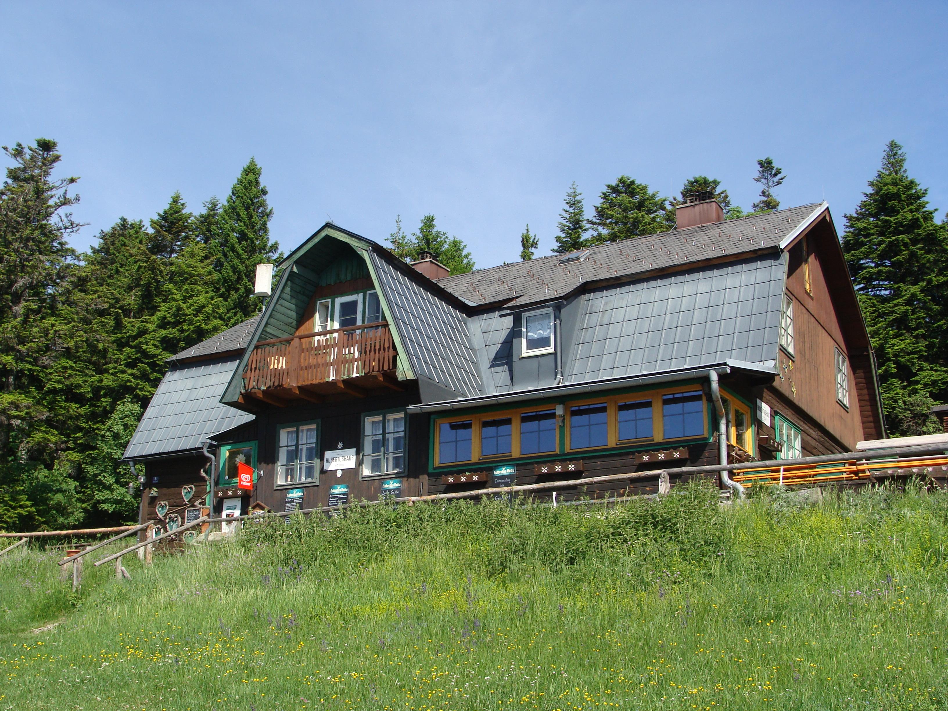 Gebirgsverein-Hüttenrätsel im Juli