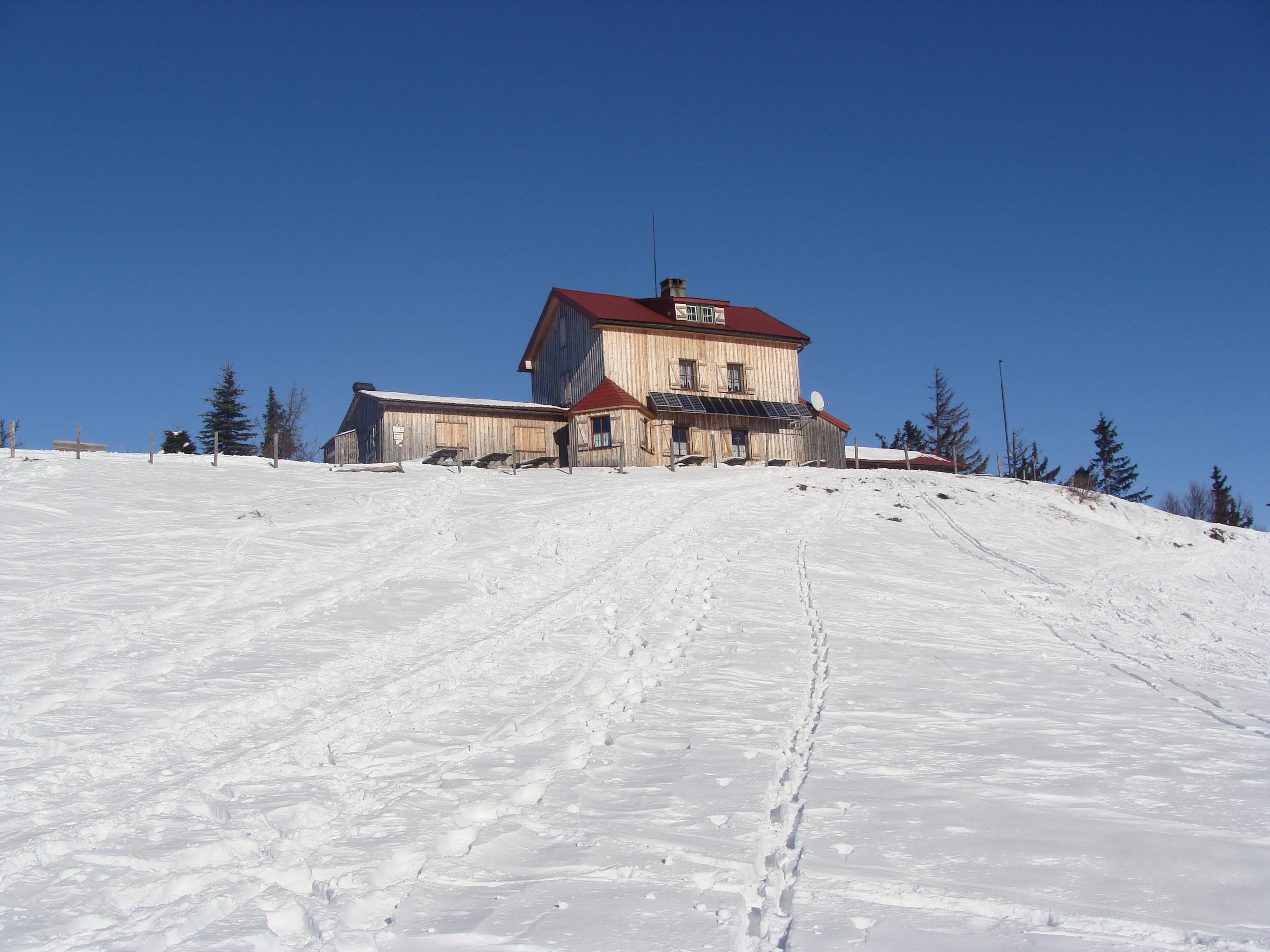 Gebirgsverein-Skitourentipp
