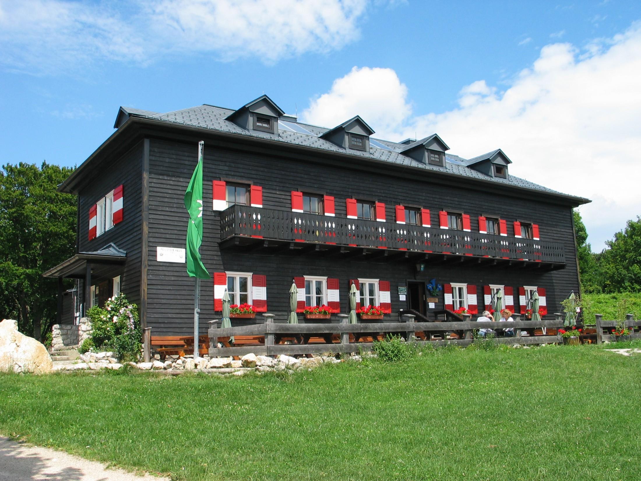 Gebirgsverein-Hüttenrätsel im November