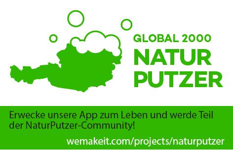 Crowdfunding NaturPutzer-App