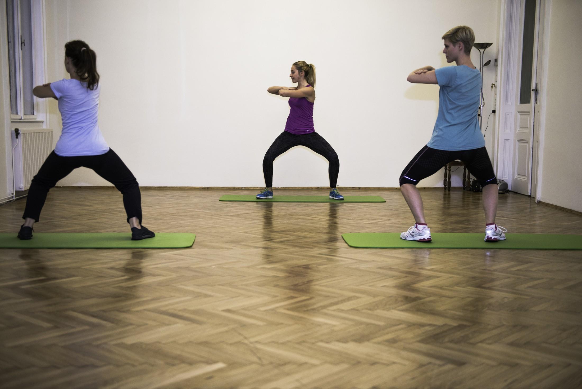 Sommerkurse Fitness & Gesundheit ÖGV