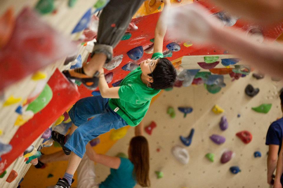 Restplätze Kletterkurse Jugend