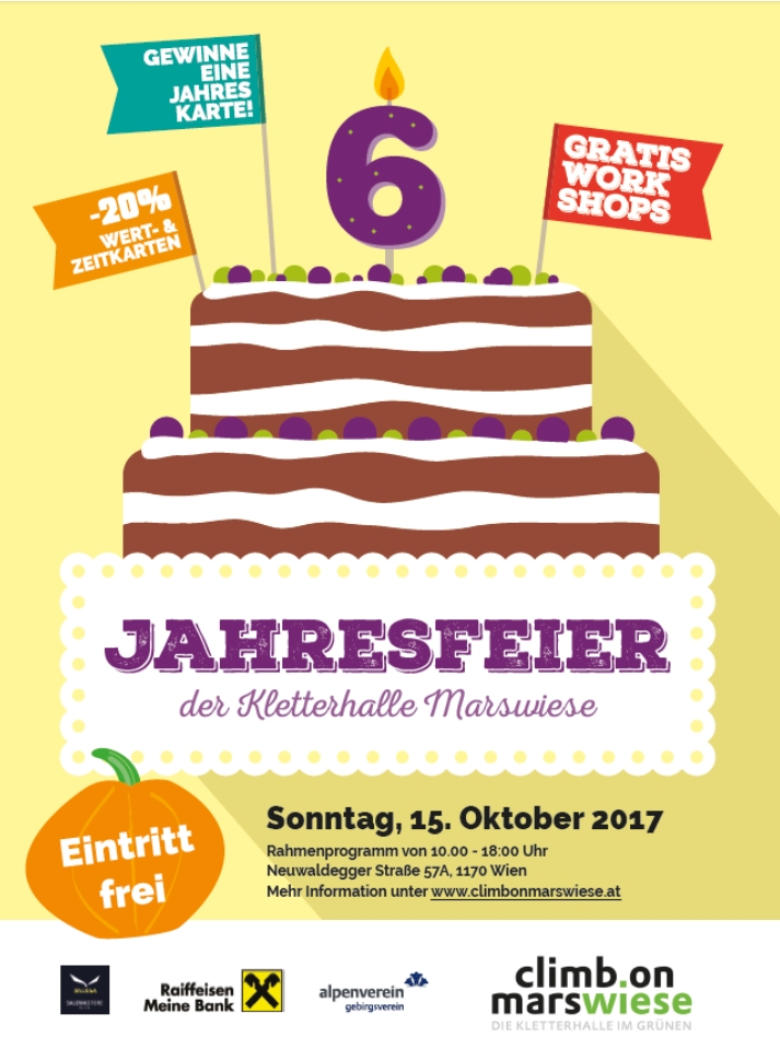 6 Jahre Kooperationspartner Marswiese!