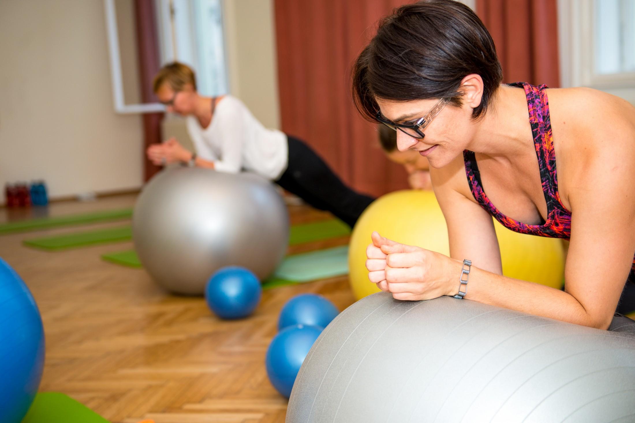 Restplätze Kurse Health & Fitness