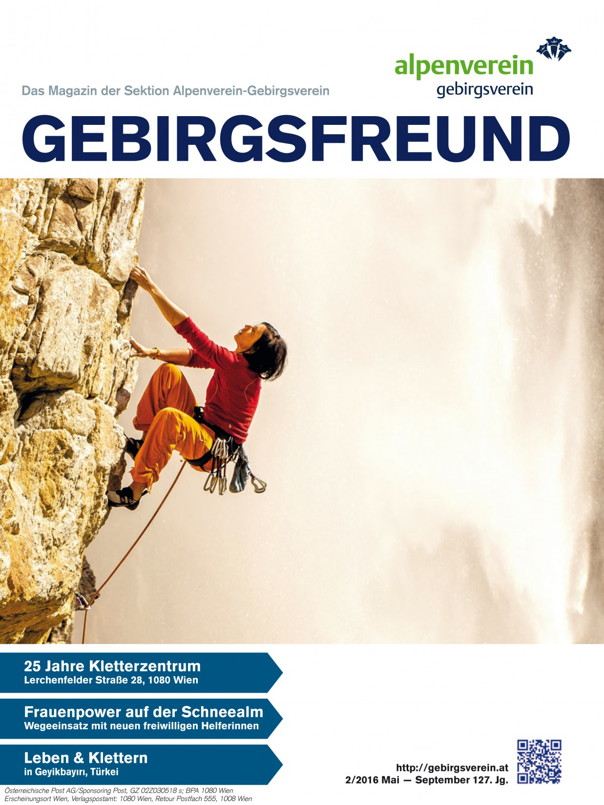 Gebirgsfreund 2-2016