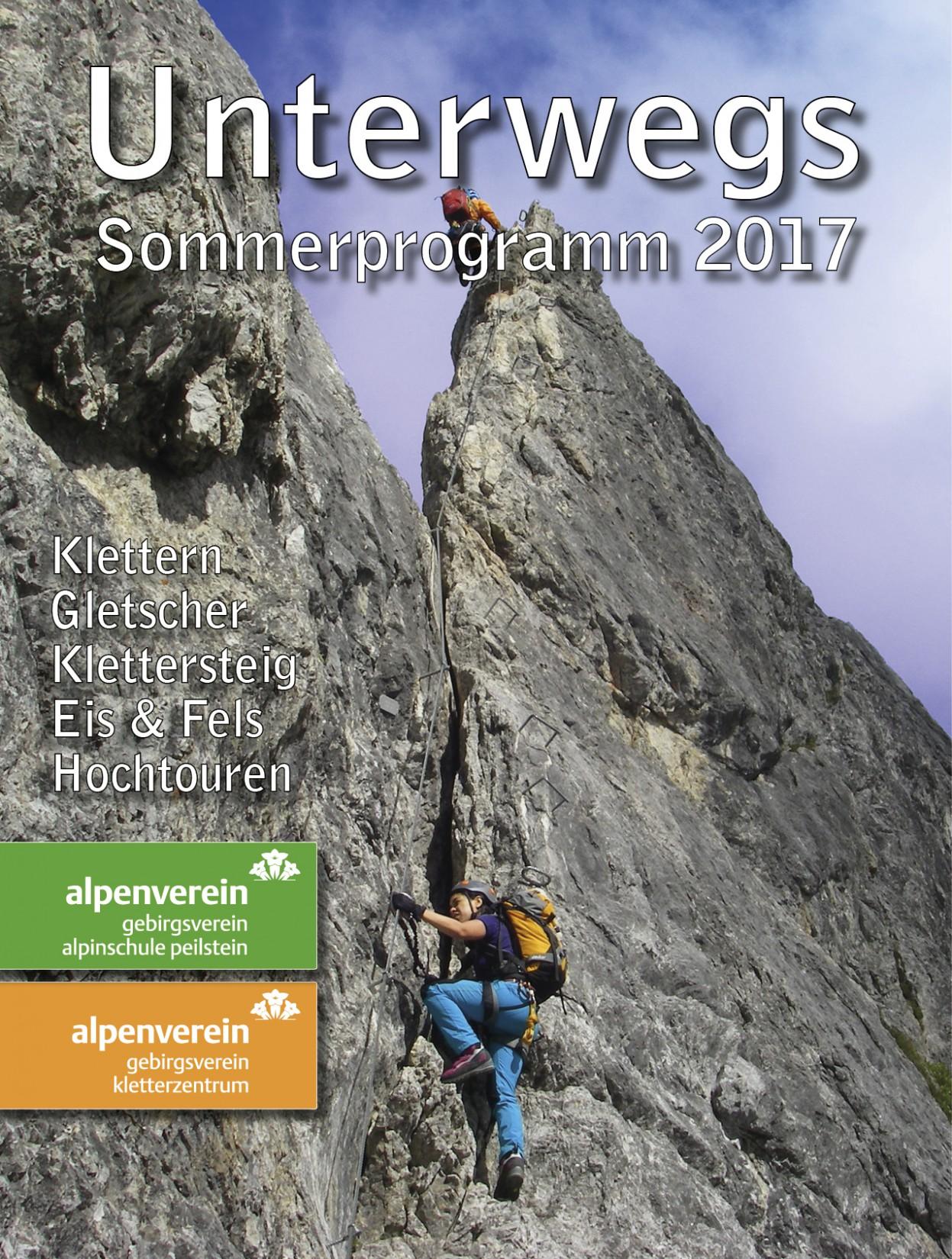 Jetzt online!<BR> Jahresprogramm 2017